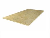 OSB 3 244x60cmx9mm rondom rechte kant (=1,46m²) Constructieplaten
